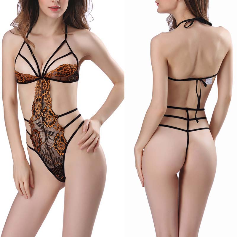bdb89c3da56 Large Size Sexy Lingerie Hot Sleepwear Sex Lace Bodysuit Plus Teddy  Nightwear