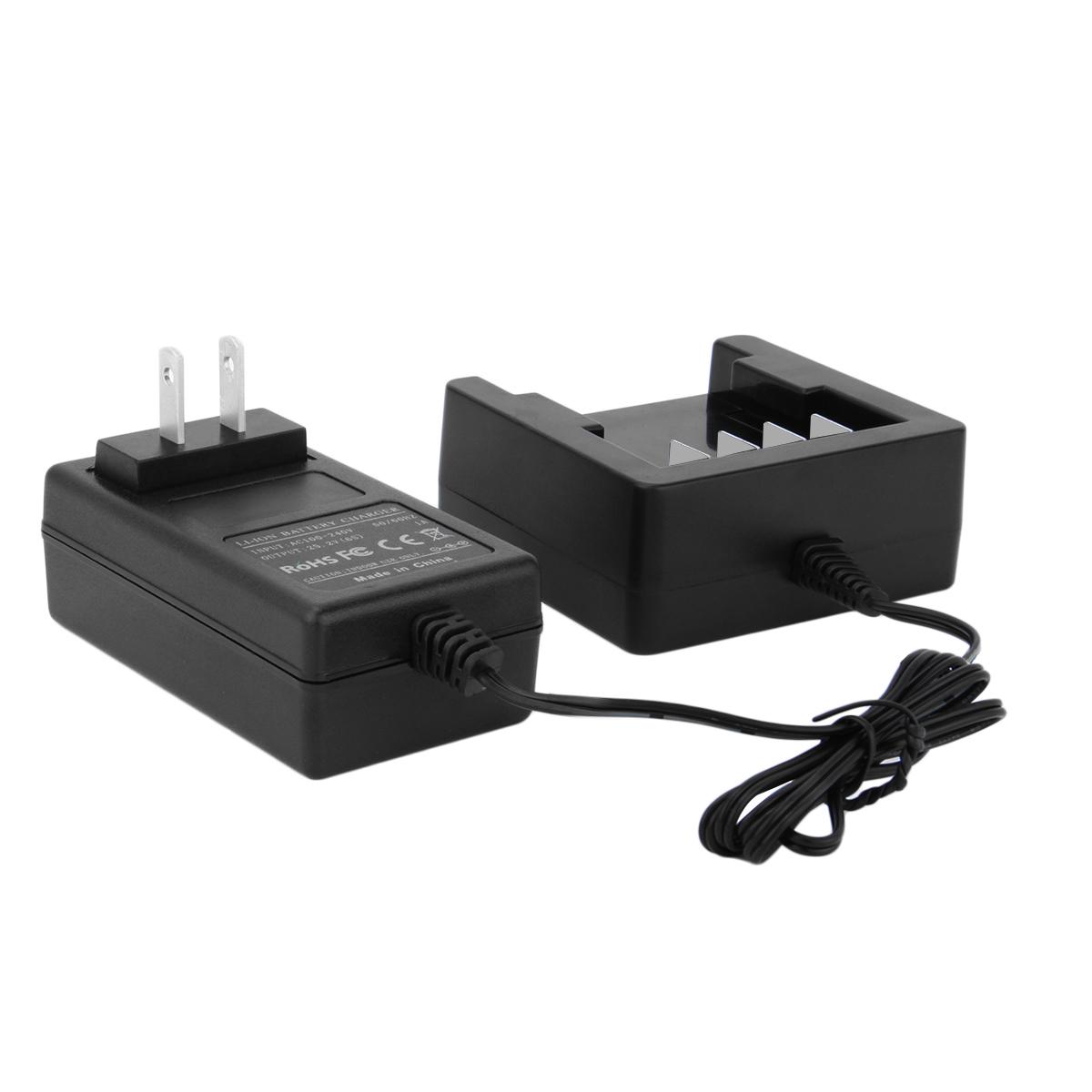 Details about Charger For Greenworks G-24 24V Li-ion Battery 29842 29852  29322 US/EU/UK Plug