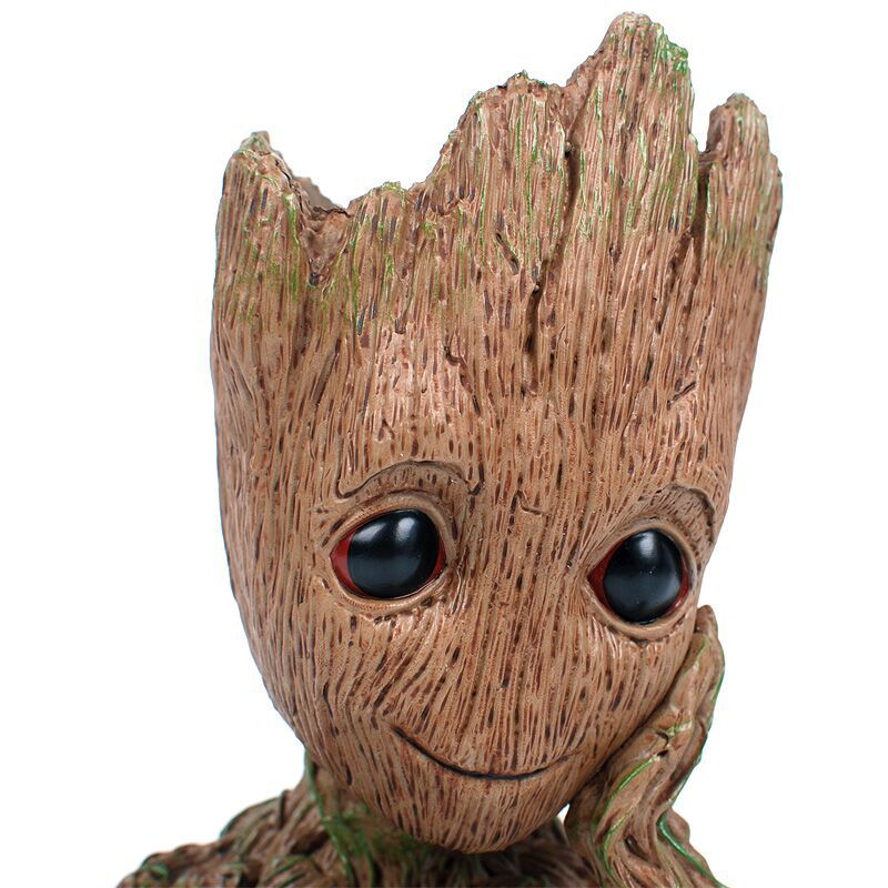 Guardians of the Galaxy Vol.2 Figure Baby Groot Tree Man Figurine Toys For Gift