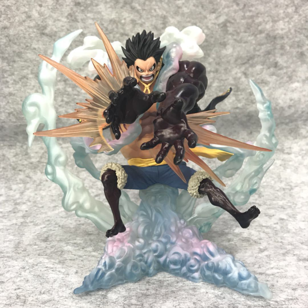 Details About One Piece Portrait Of Pirates Gear Fourth Monkey D Luffy Pvc Figure New In Box