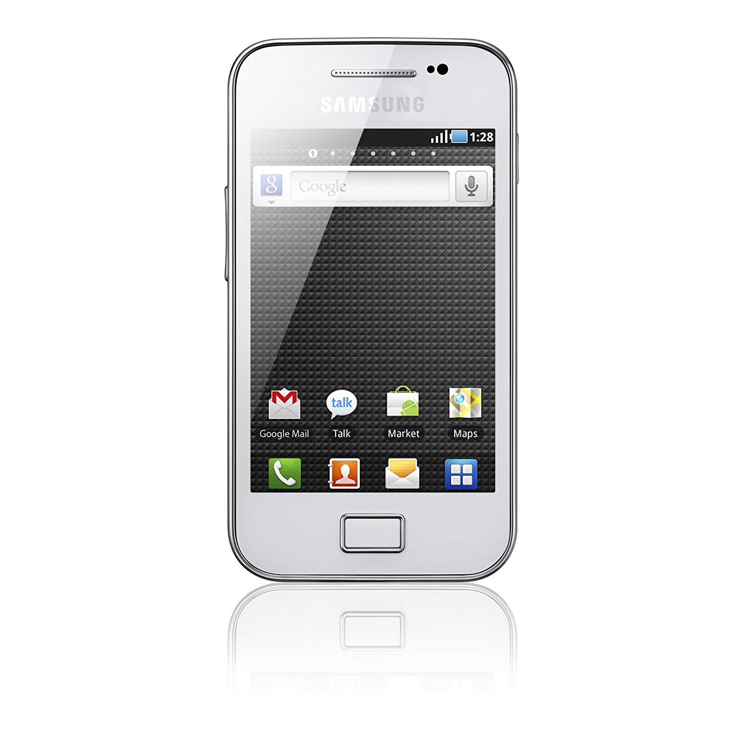 Samsung Galaxy Ace GT-S5830i S5830 White (GSM) T-mobile Unlocked Smartphone  USPS 8806085002418 | eBay