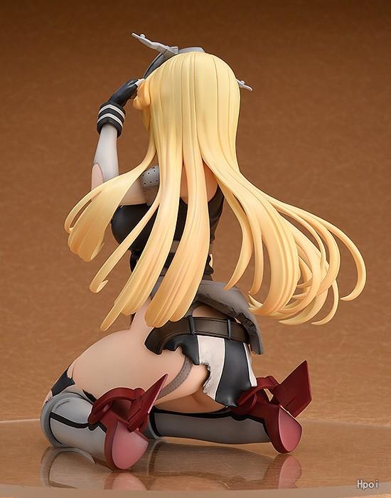 Kancolle Kantai Collection Iowa Light Armor Ver 1//8 PVC Figure New Anime IN Box