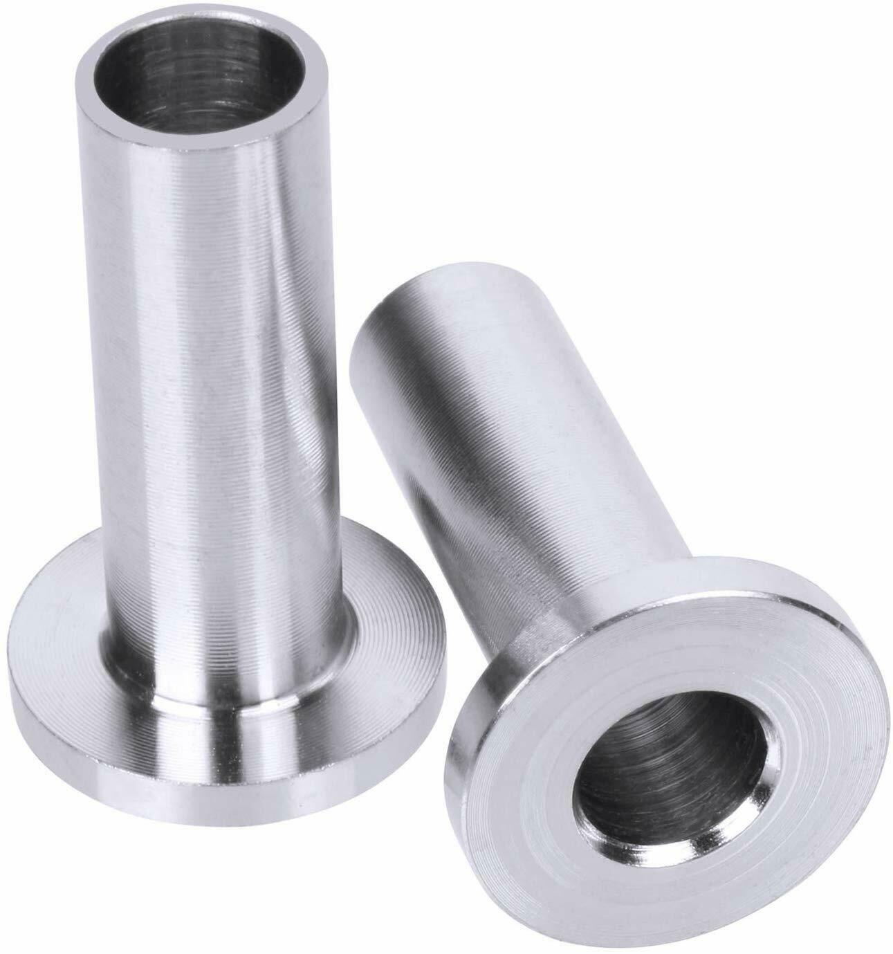 """Details about  /25 Marine Grade T316 Stainless Steel Protective Protector Sleeve for 1//4/"""" Cable"""