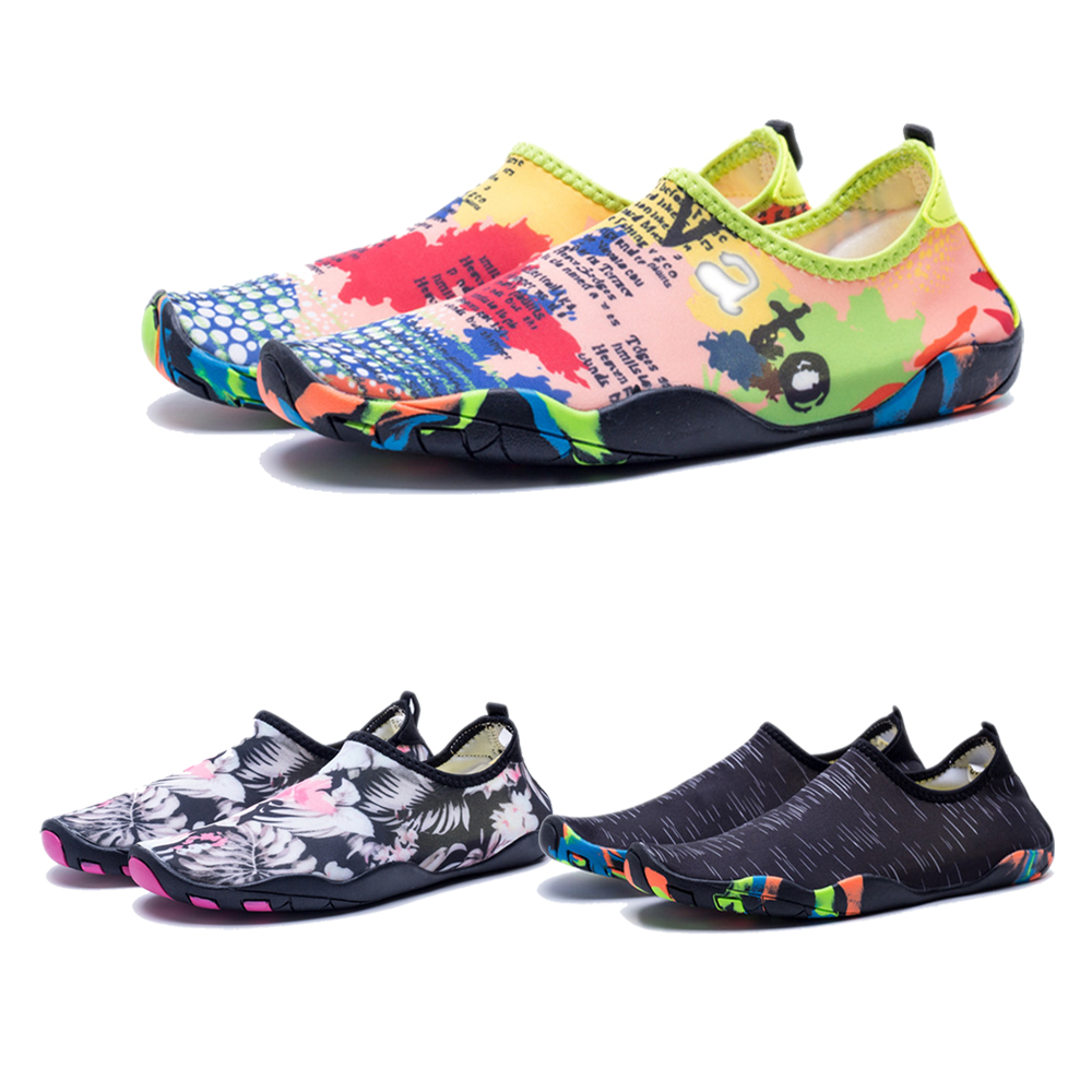 015290c8f1c7 Details about Men s Barefoot Water Shoes Slip on Quickly-dry Beach Swim  Pool Surfing Sneakers