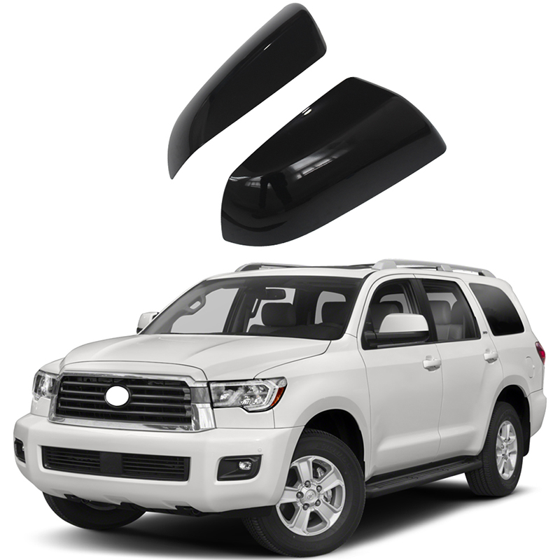 2018 Toyota Sequoia Review And Specs: For 2007-2018 TOYOTA TUNDRA&SEQUOIA Top-Half Mirror Cover