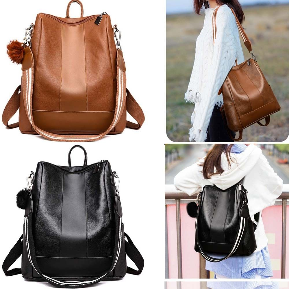 dcabb3868c2c Fashion Backpack Purse for Women Backpacks Anti Theft Ladies Casual ...