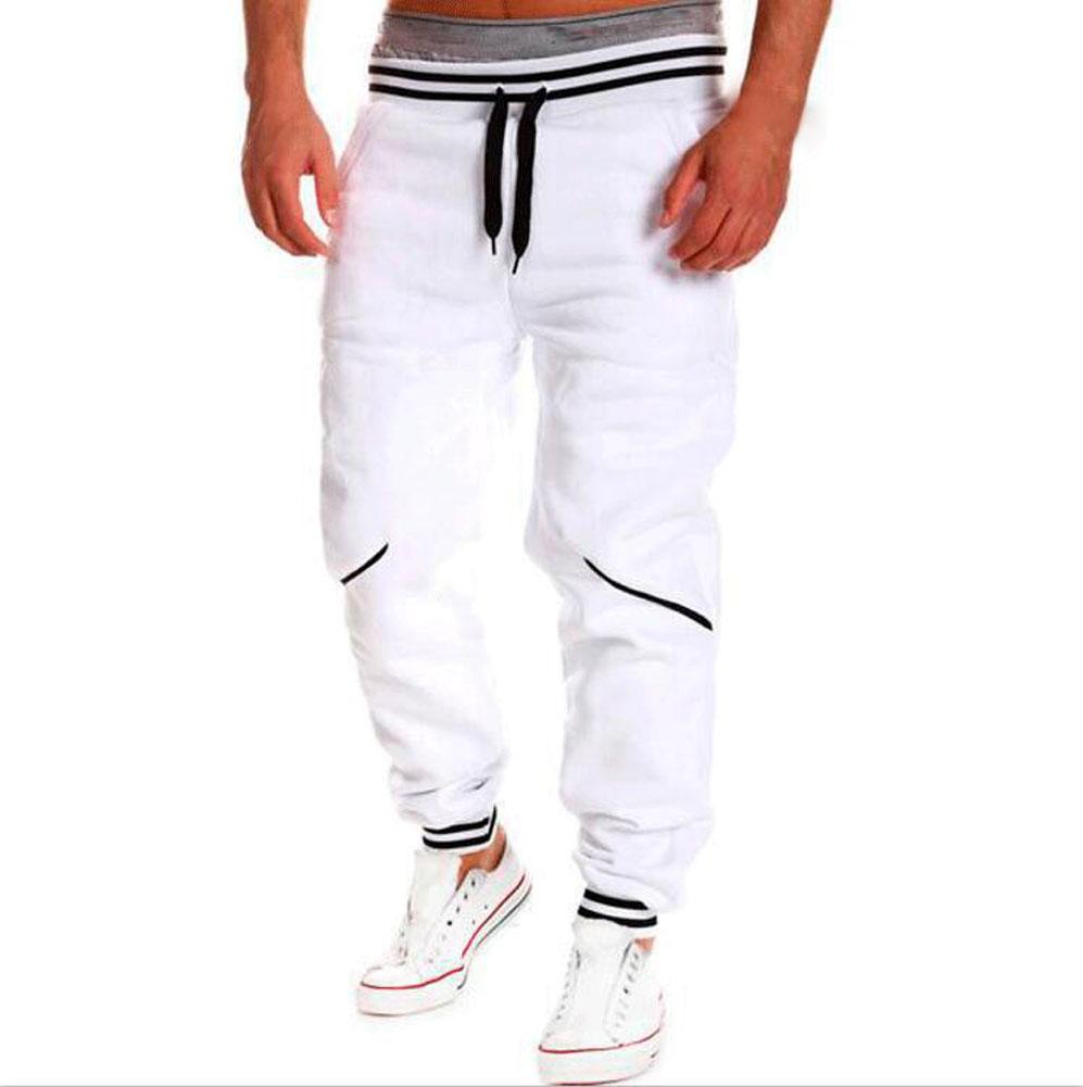 herren slim fit jogginghose sweat pants trainingshose. Black Bedroom Furniture Sets. Home Design Ideas