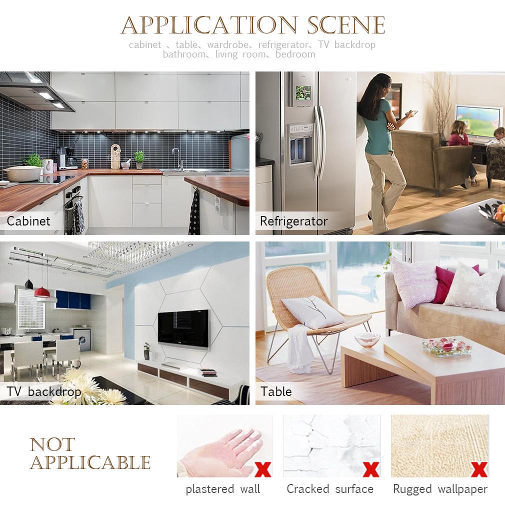 selbstklebende m belfolie k chenfolie klebefolie folie tapete m bel t rfolie hot ebay. Black Bedroom Furniture Sets. Home Design Ideas