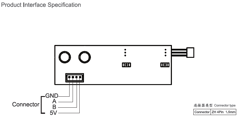 Details about Magnetic Detector Induction Trigger Dual Hall Effect Sensor  with Boards