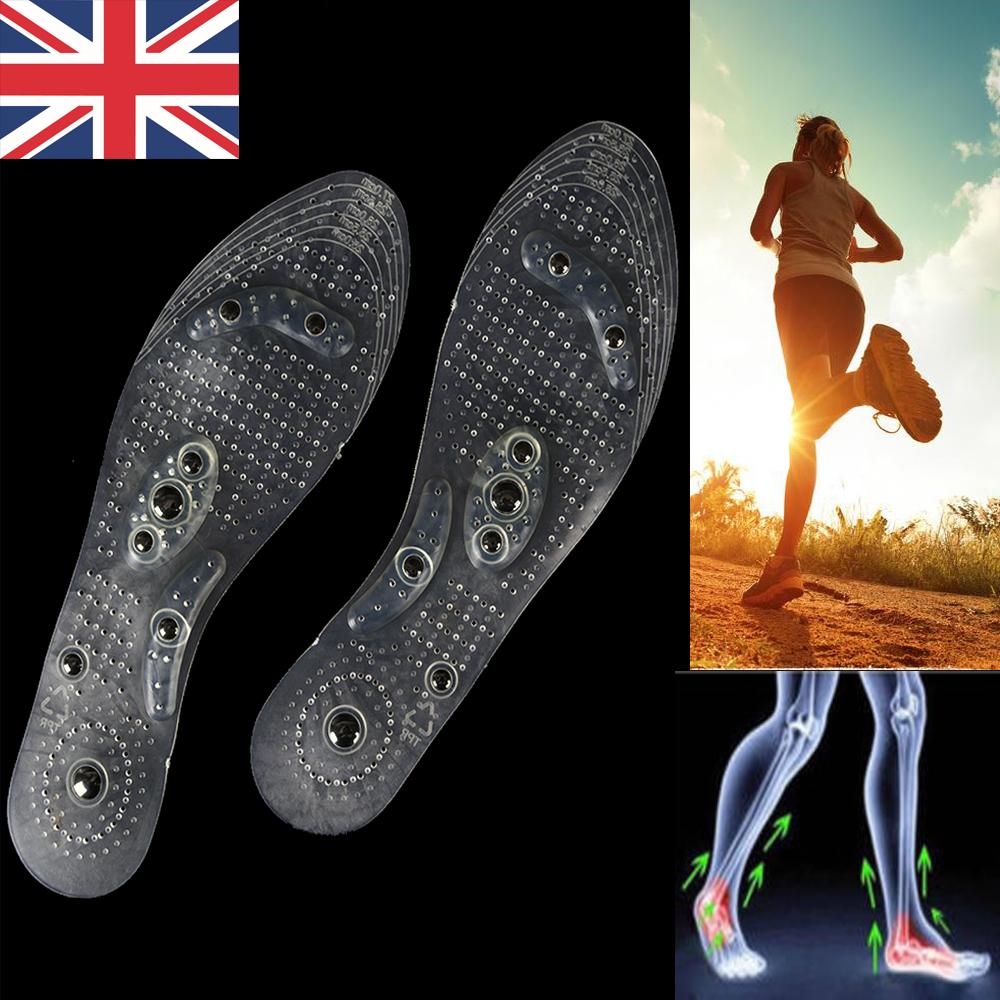 MindInSole Acupressure Magnetic Massage Foot Pain Fat ...
