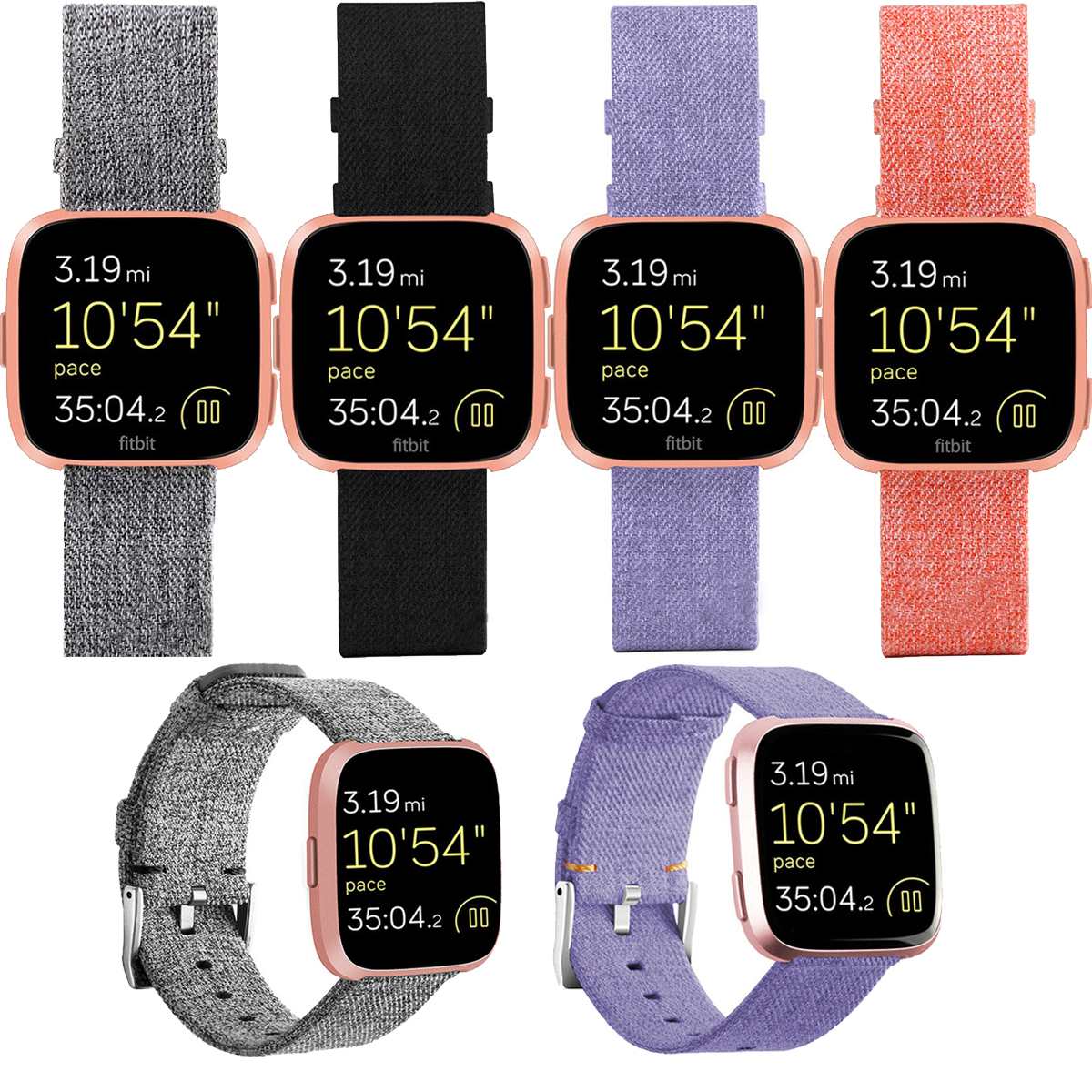 Details about Wrist Straps Band Wristbands Replacement Wristband For Fitbit  Versa Bracelet UK