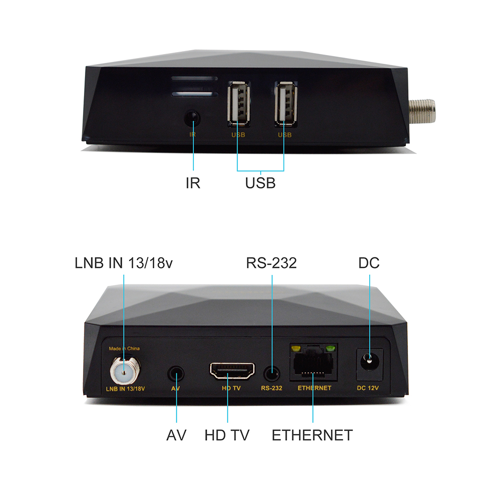 Details about SMBOX V9S Full HD Digital Freesat PVR TV Satellite Receiver  Box For Skybox F5S