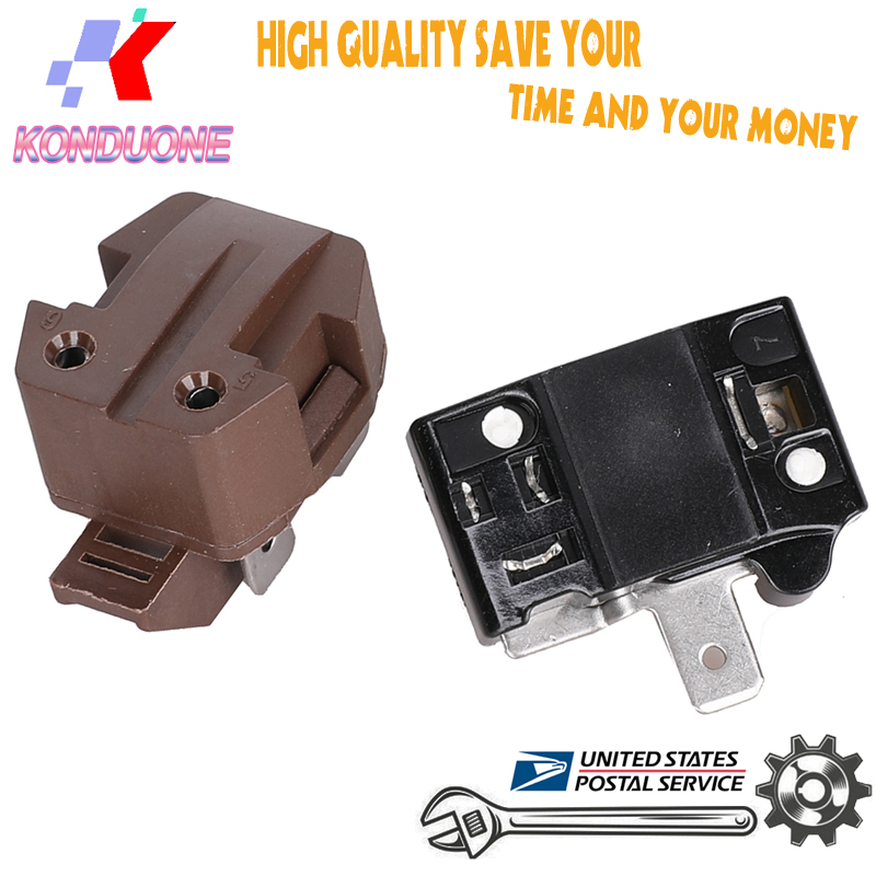 Details about Refrigerator Compressor Relay & Overload Kit For Whirlpool  Kenmore Roper 4387913