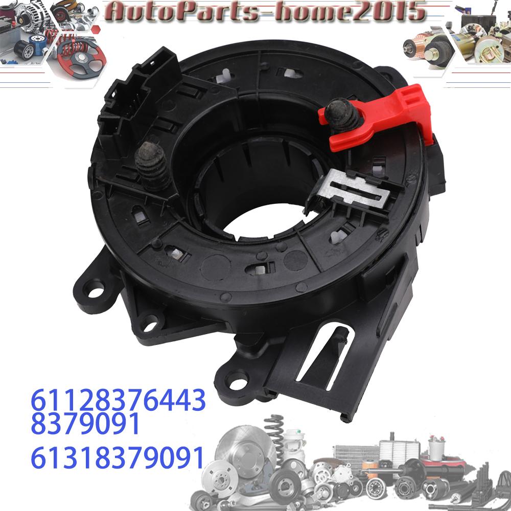Contacteur Tournant Ressort Airbag Pour BMW E46 E39 E38 X3 X5 = 61318379091 NEUF