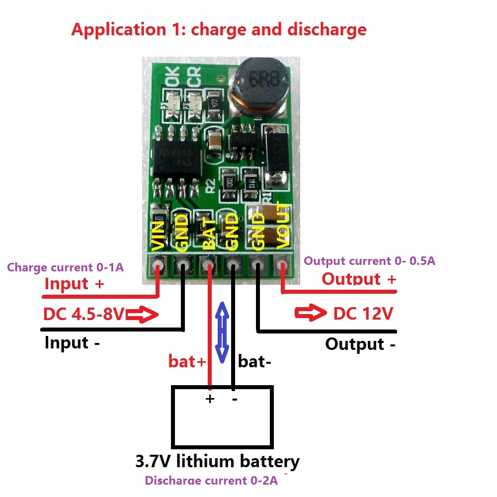 42v Charger 12v Discharger Board Dc Converter Boost Module 3v Electronic Stun Gun Circuit You May Also Like
