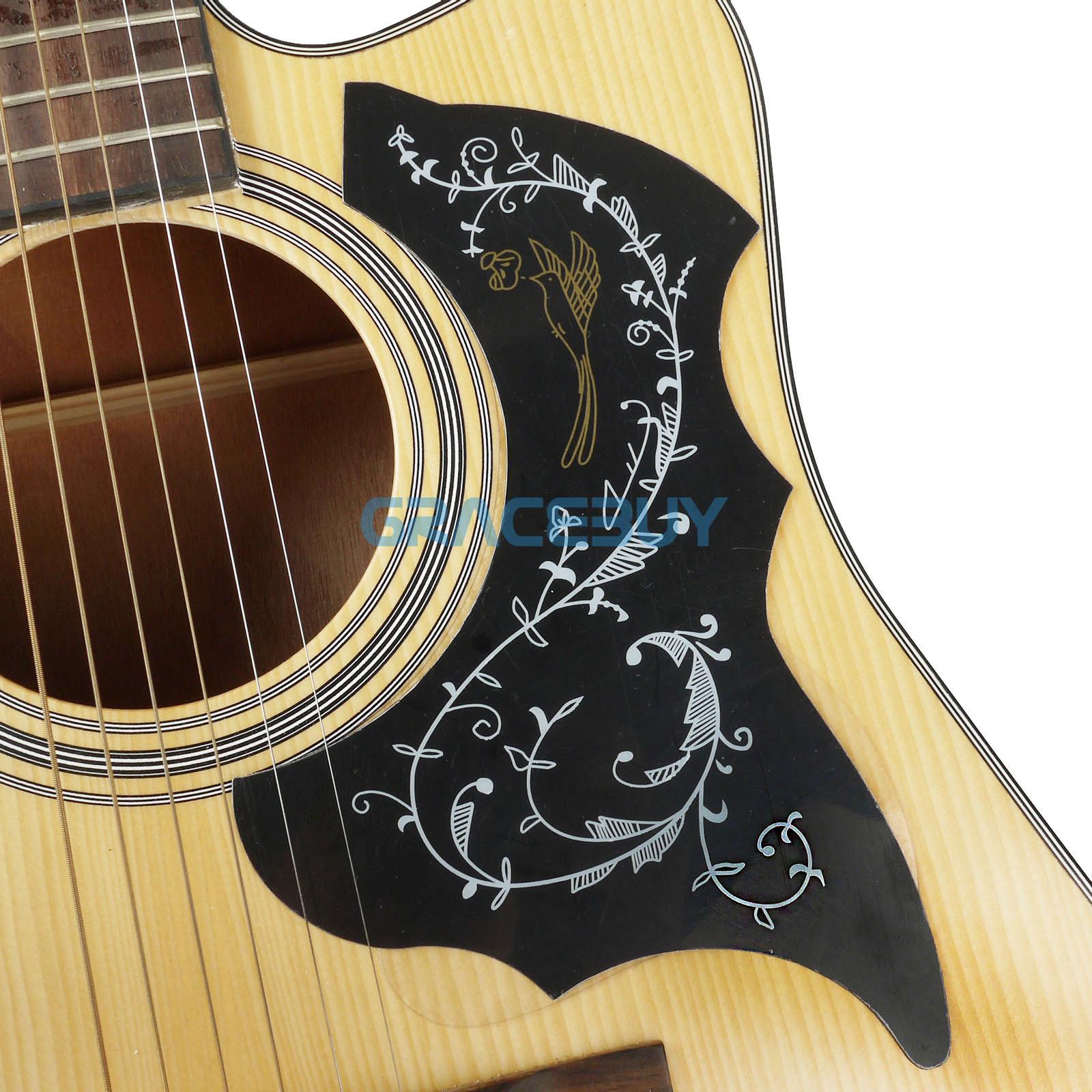 40 41 42 Acoustic Guitar Pickguard Sticker Scratch Plate