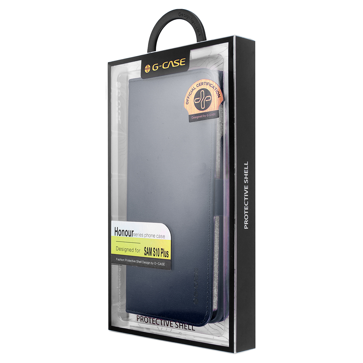 Samsung Galaxy S10 Plus S10e Magnetic Flip Leather Stand