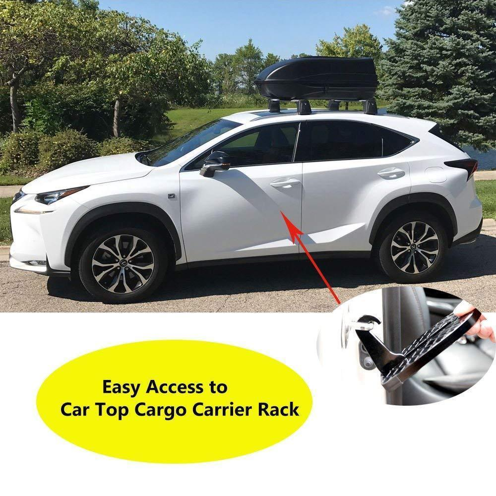 New Moki DoorStep Gives You a Step To Easily Access Roof Of Car Rooftop Hot 2018  sc 1 st  DHgate.com & 2018 Vehicle Access Roof Of Car Doorstep Gives You A Step To Easily ...