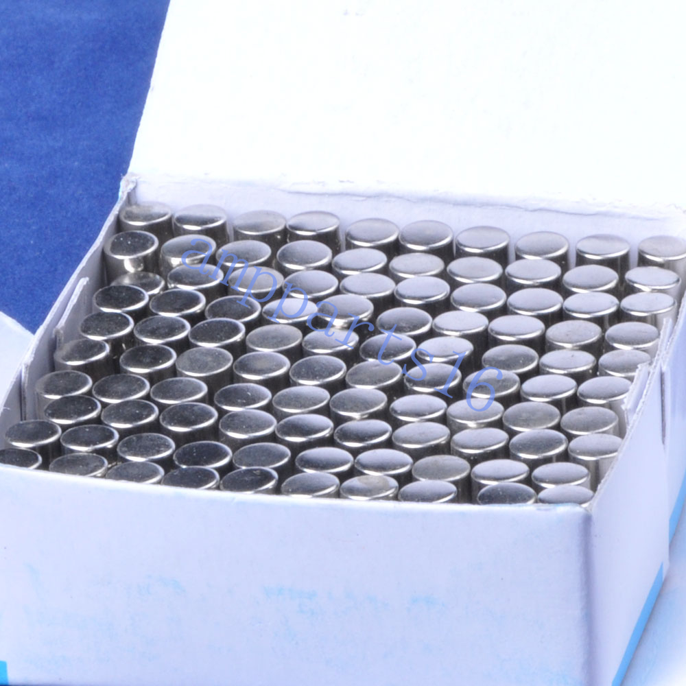 100pcs 5x20mm Glass Fuse Slow Blow Acting Tube 250V 1A