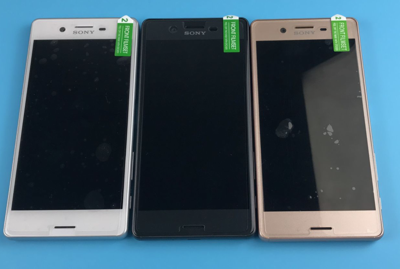 ce1d07143a0 Original Sony Xperia X F5121 32GB GSM Unlocked 4G LTE 23MP Smartphone Black