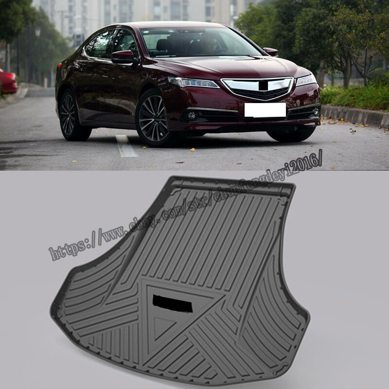 Fit For Acura Tlx 2011-2016 Car Cargo Rear Trunk Mat Boot