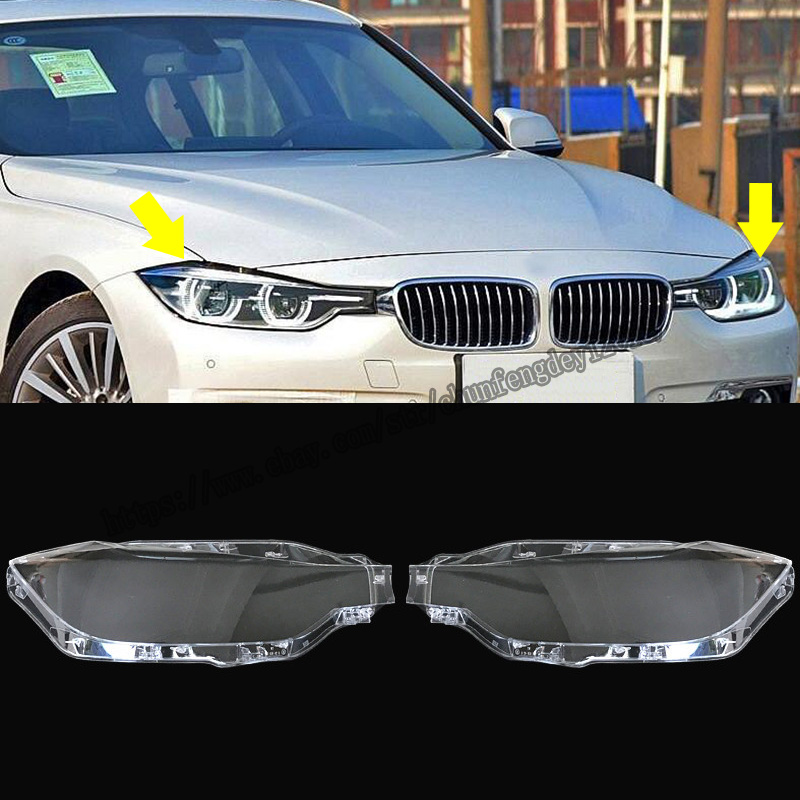 For BMW New 3 Series F30 F35 2016-2018 Headlight Headlamp