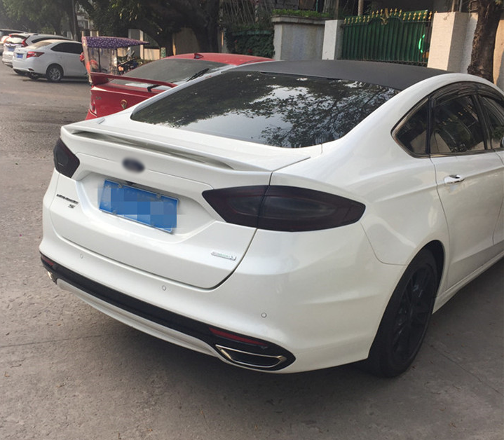 White ABS Car Tail Wing Rear Spoiler For Ford Mondeo MK5 ...