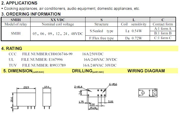 form c relay wiring diagram spst single pole double throw