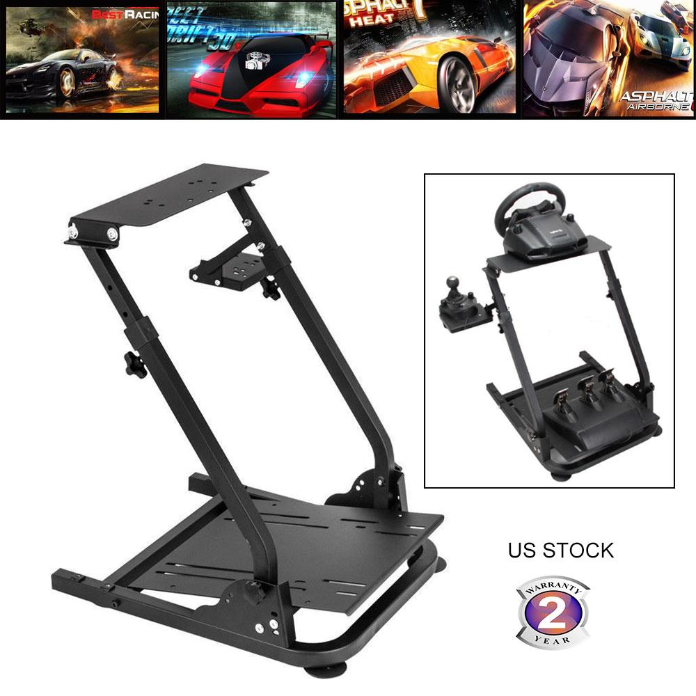 NEW Racing Steering Wheel Stand for Logitech G25, G27, G29