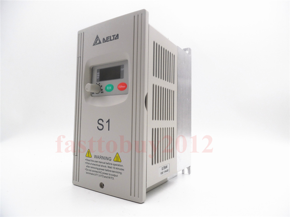 Input 1ph 110v Output 3ph 220v 25a 04kw 075kw 05hp 1hp Frequency Circuit Includes Knife Switch Breaker Inverter 2 5a