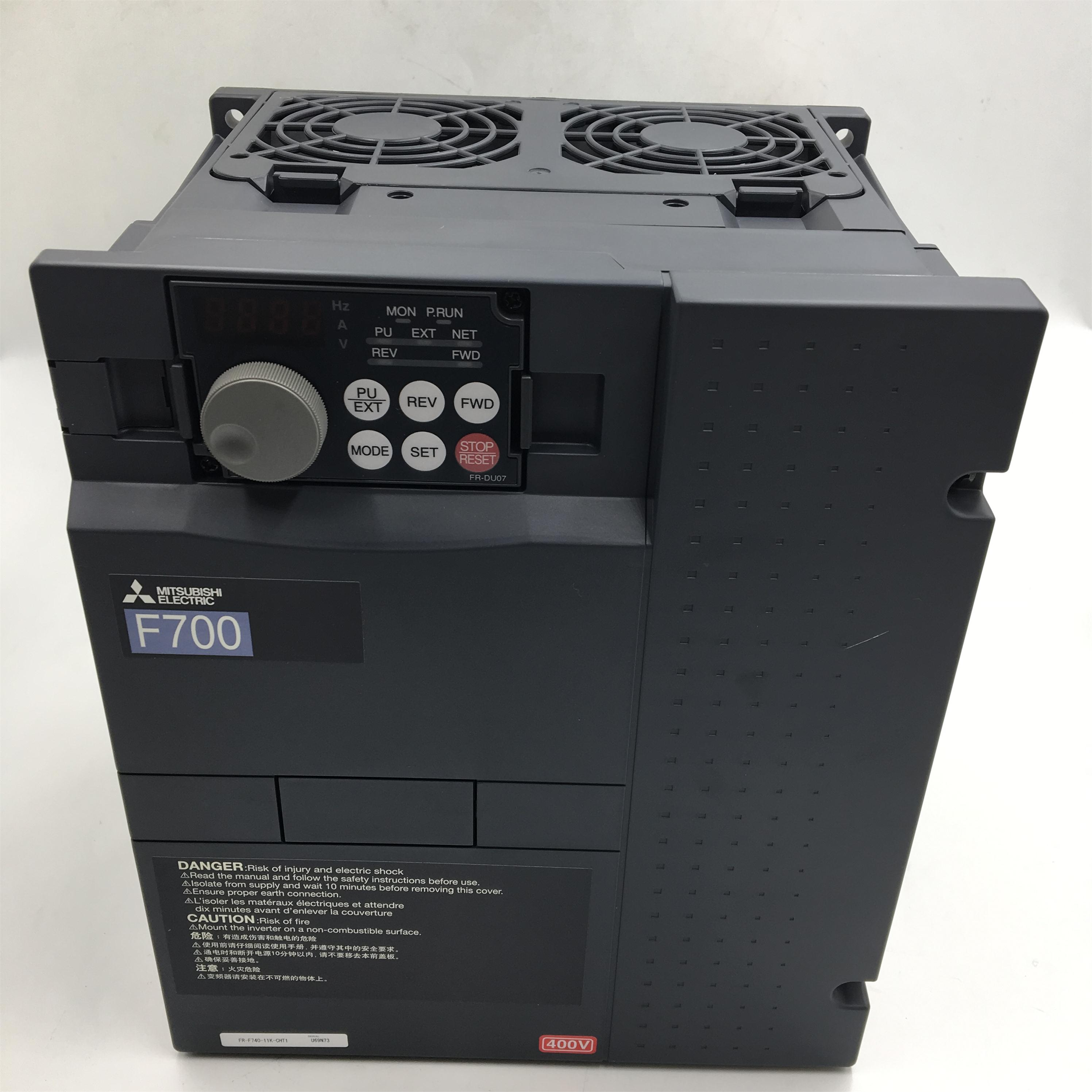 11kw vfd inverter 3ph 380 480v 23a variable frequency driver fr a740 rh ebay com mitsubishi vfd fr-a740 manual fr-a740-5.5k manual