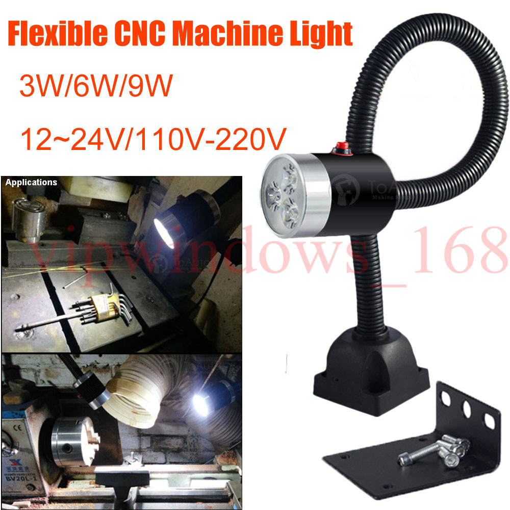 Strange Details About Bridgeport Lathe Led Lighting 3W 6W 9W Work Light Bench Milling Grinder Machine Caraccident5 Cool Chair Designs And Ideas Caraccident5Info