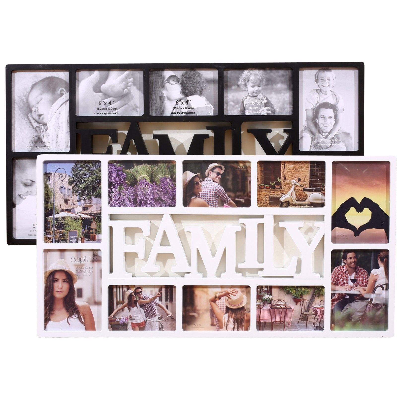 Fantastisch 5x7 Mehrere Bilderrahmen Ideen - Familienfoto Kunst ...