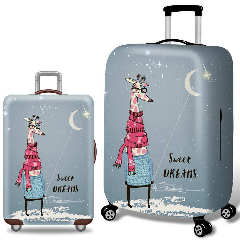 Archer Suitcase Protector Travel Luggage Cover Fit