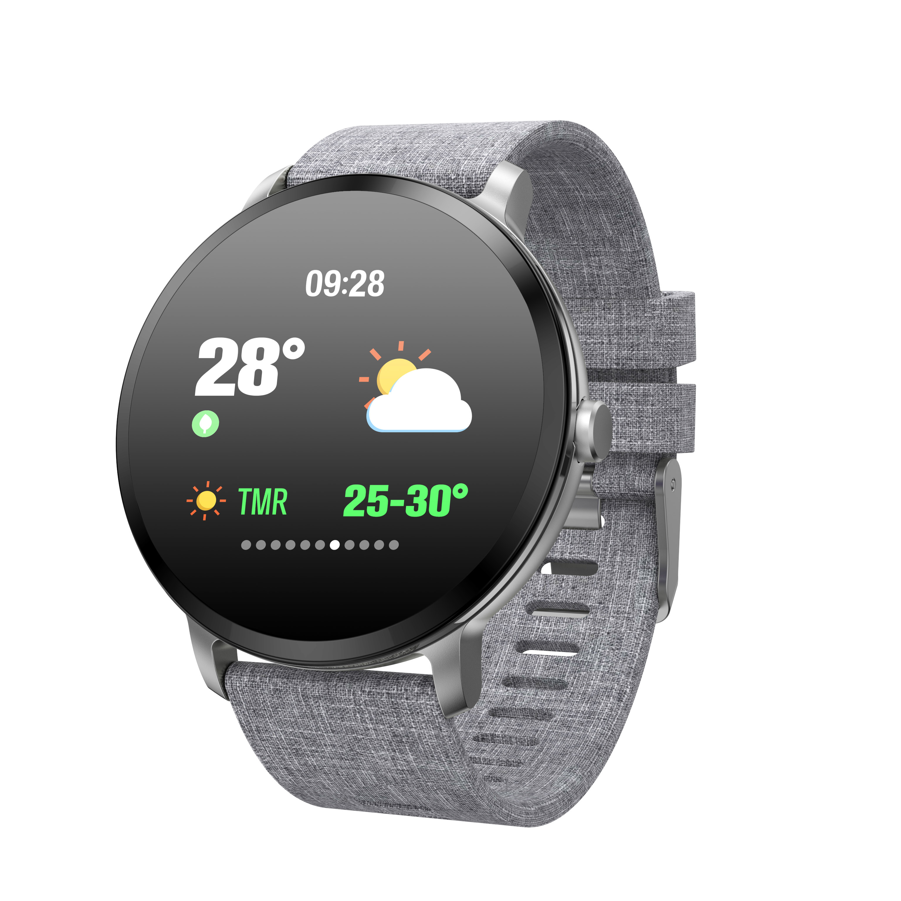 vh11 sport smartwatch herzfrequenz puls uhr blutdruck. Black Bedroom Furniture Sets. Home Design Ideas