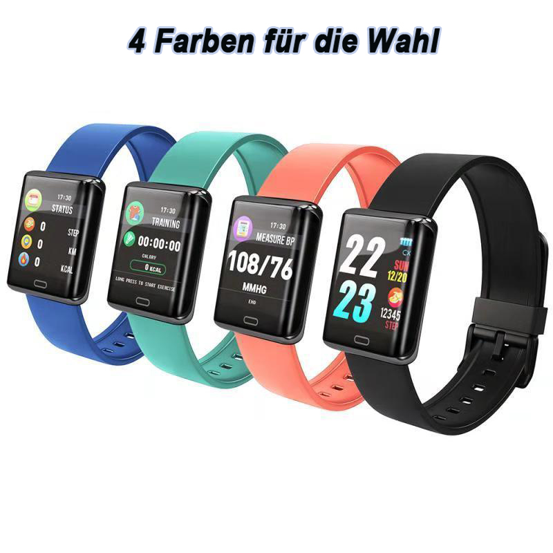smartwatch armbanduhr herzfrequenz sport blutdruck. Black Bedroom Furniture Sets. Home Design Ideas