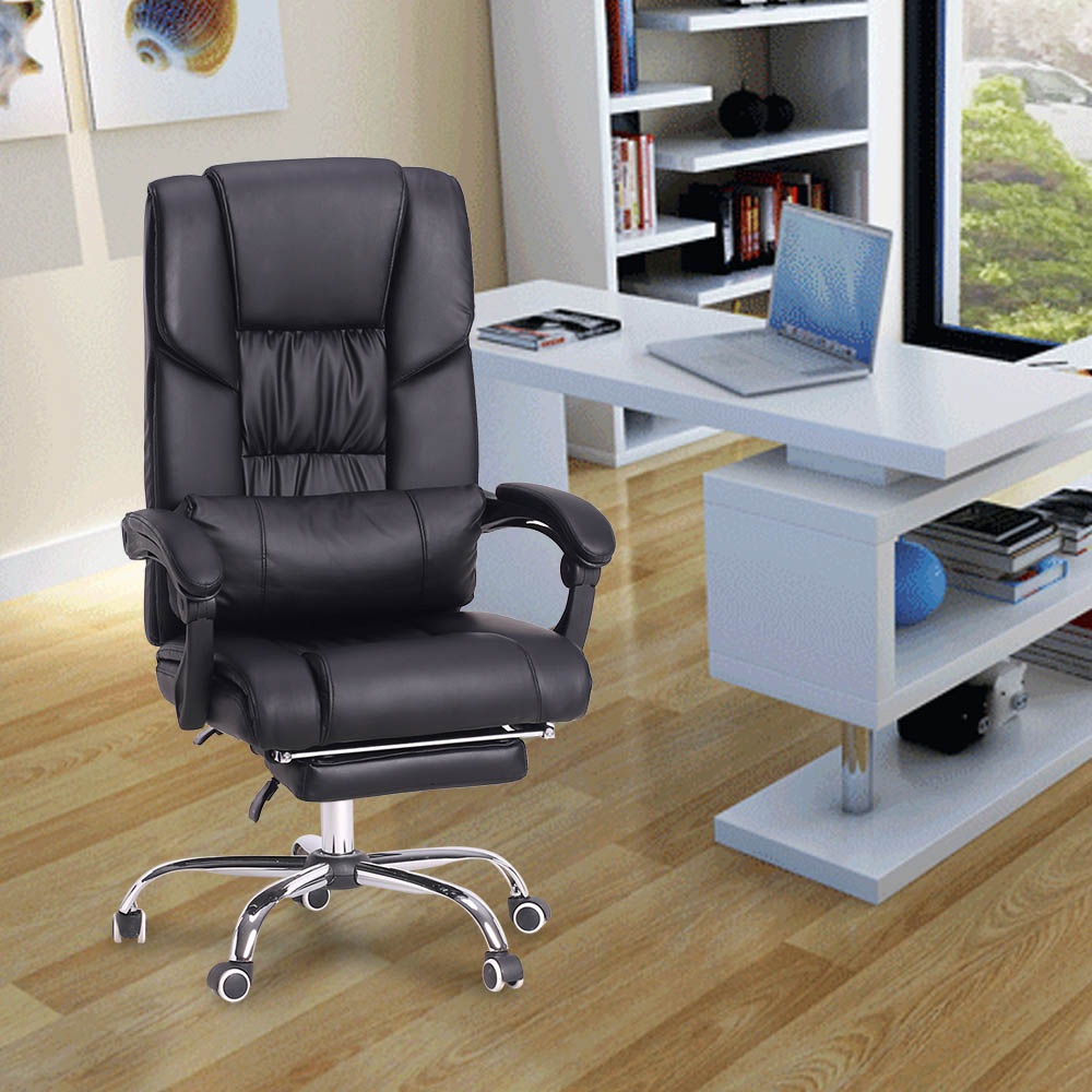 Gaming Chair Computer Racing Office Executive Highback Desk
