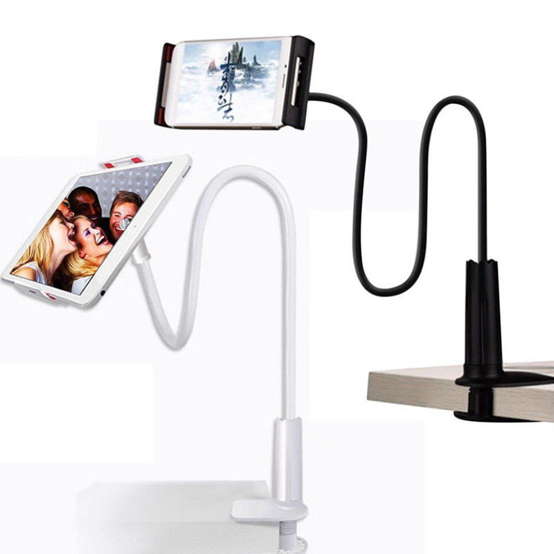 360º Flexible Lazy Bed Desk Mount Stand Holder For Tablet  iPad  Air 2 3 4 US KY