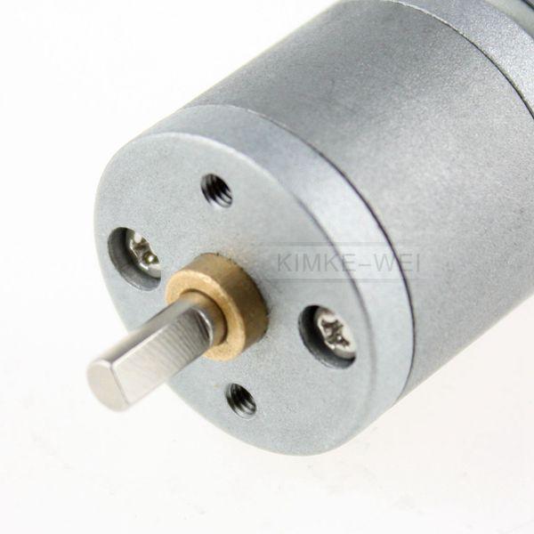 3V 100RPM Torque Gear Box Motor New
