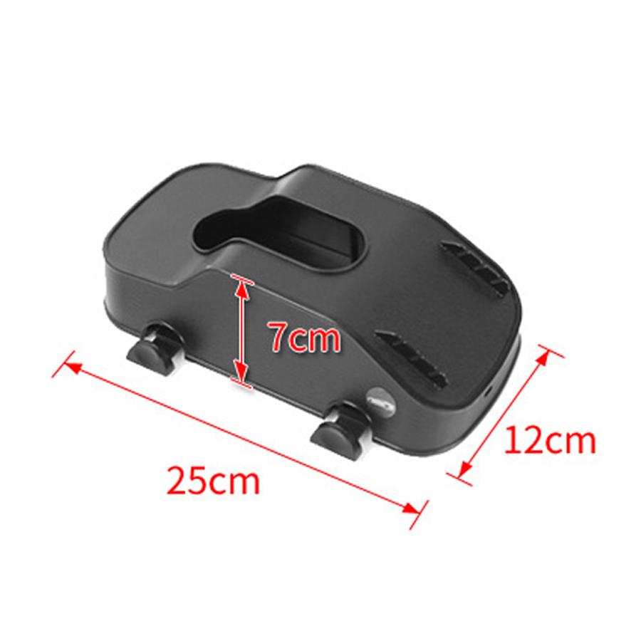 Mount Sunglasses Auto Sun Holder Storage Glasses Car Accessories Visor Clip BL3