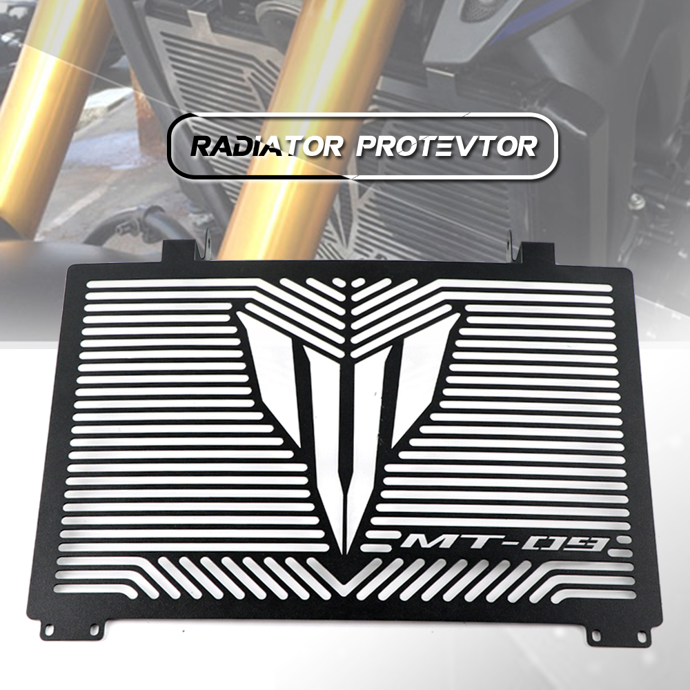 Motorbike Accessories 7 Color Front Chain Guard Cover For Yamaha MT09 FZ09 14-17
