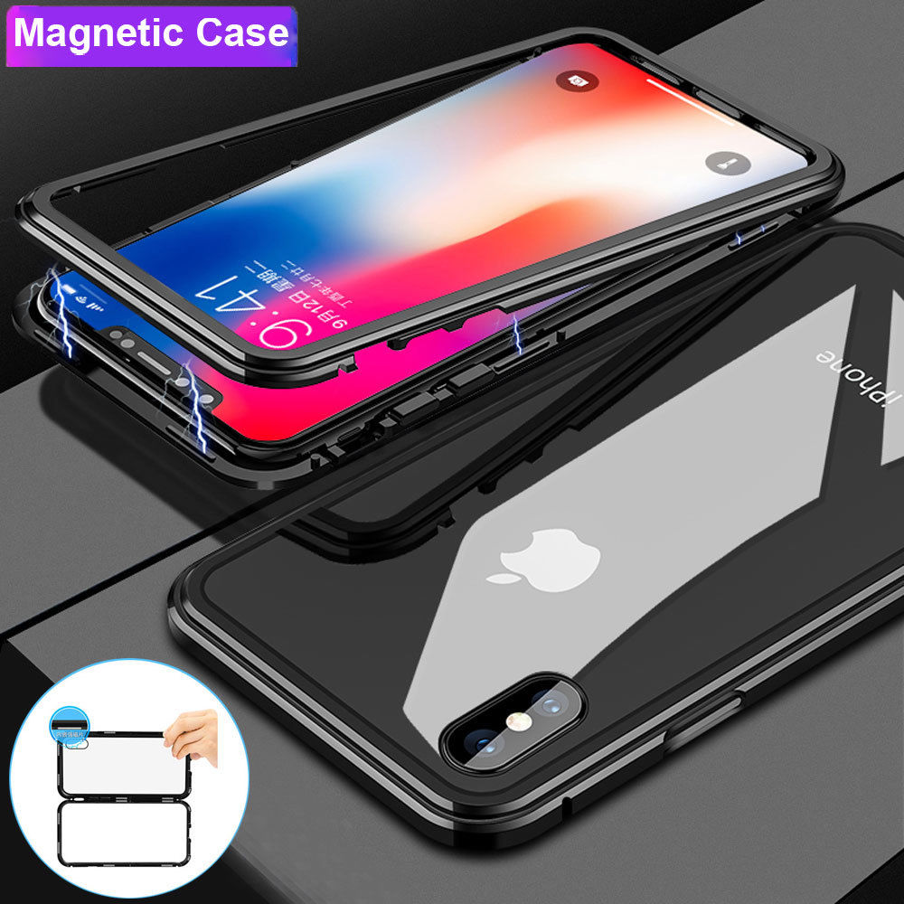 iphone xs magnetic case