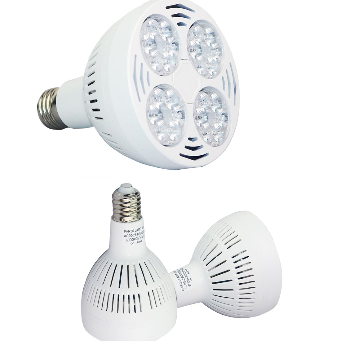 110V 35Watt 6000k Daylight Bright White Swimming Pool LED Light Waterproof Bulb