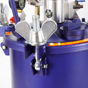10l 2 5 Gallon Pressure Paint Pot Tank Spray Paint With