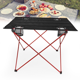 Outdoor Folding Camping Table Portable Aluminium Alloy Picnic Bbq