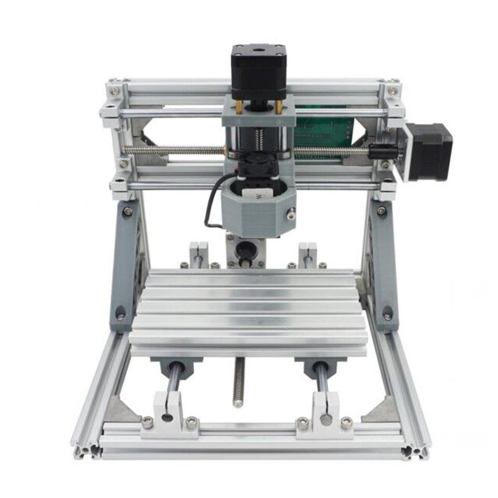 Details About Usb Mini Diy Cnc Mill Router Kit Usb Desktop Metal Engraver Pcb Milling Machine