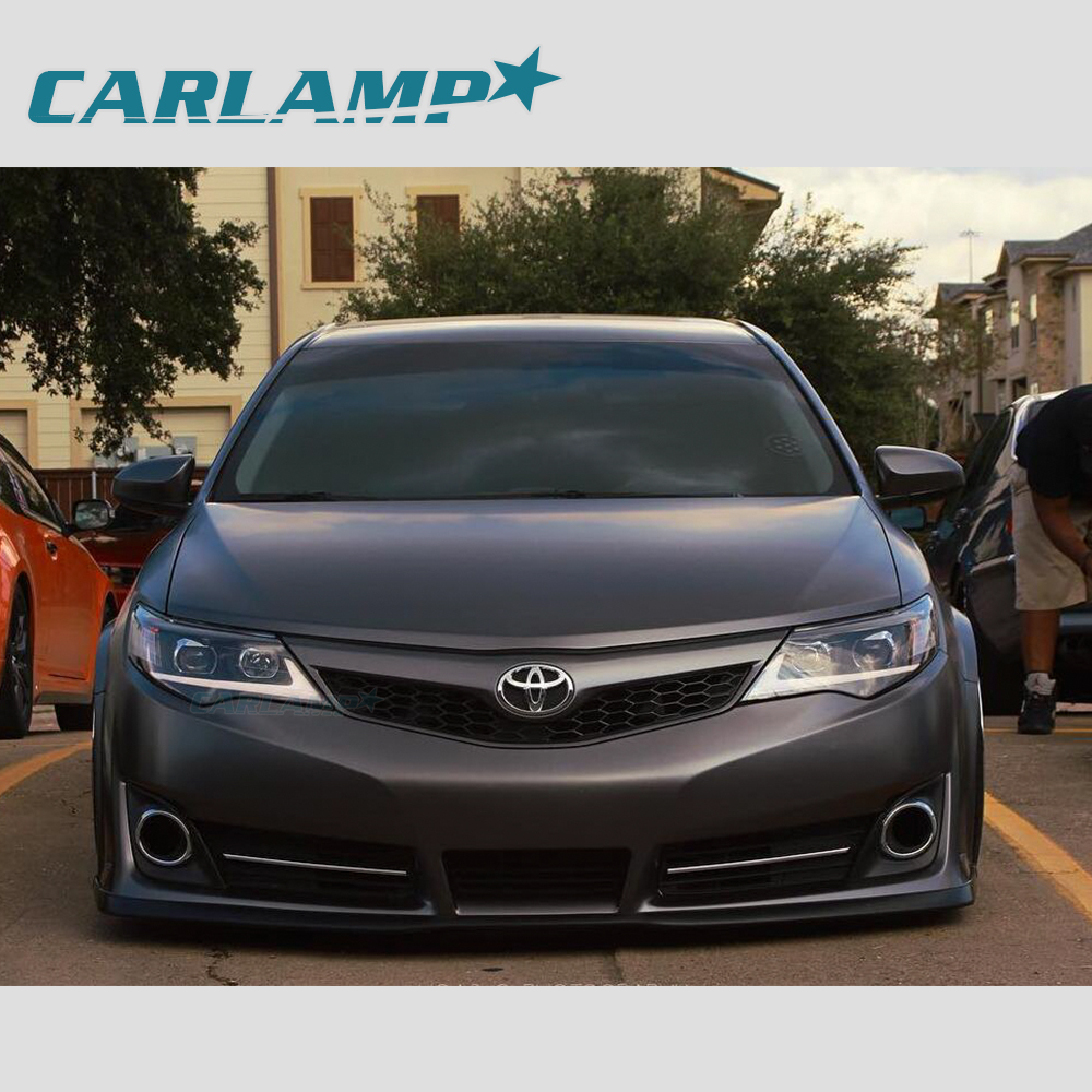 For Toyota Camry 2012 2014 Led Drl Headlights Amp Tail
