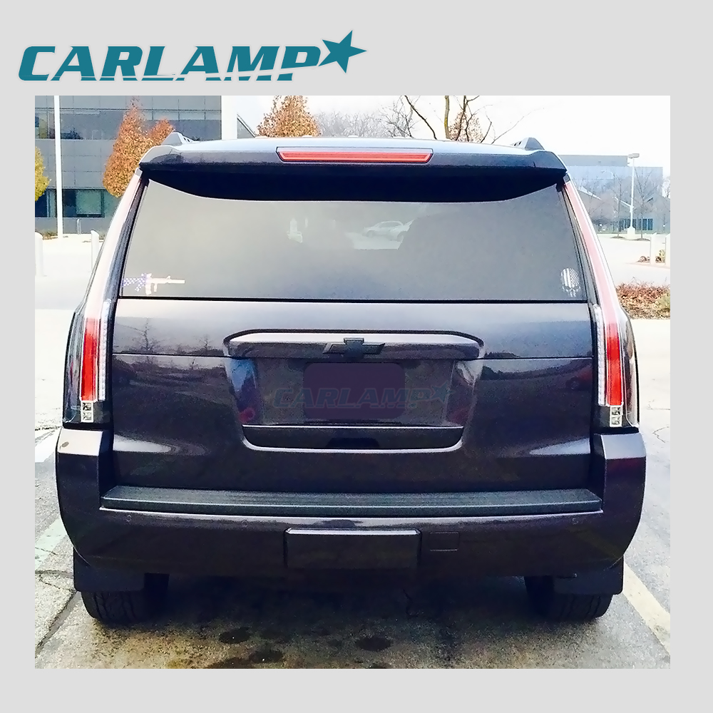 Led Tail Lights For 2015 2018 Chevrolet Tahoe Suburban