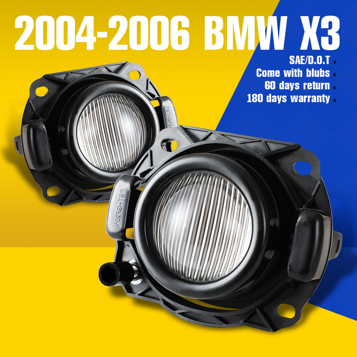 Front Lamps Fits 04