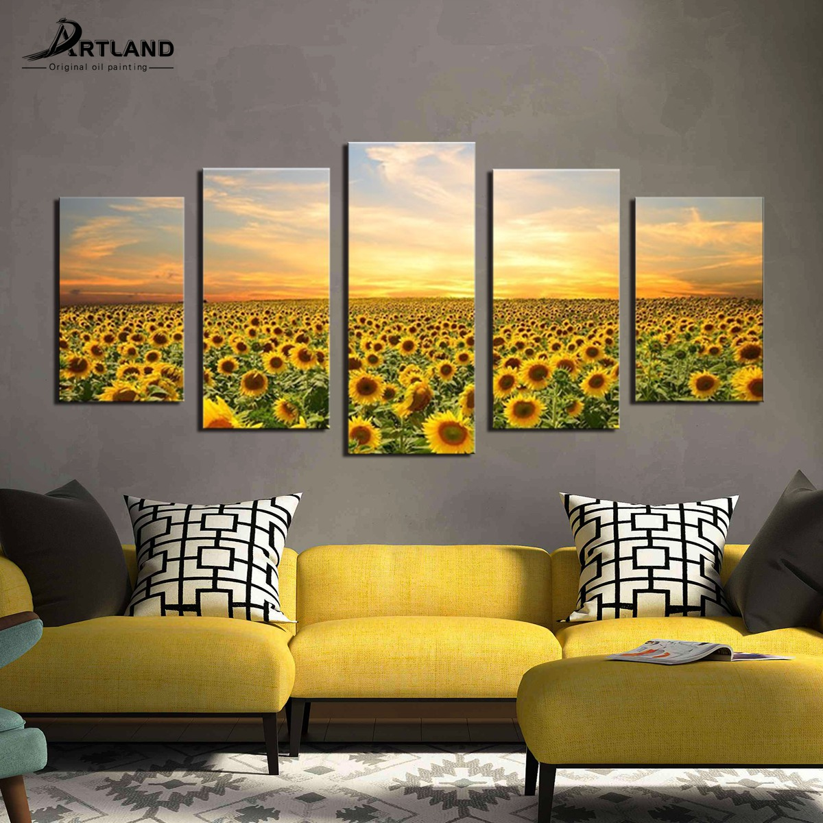 Nice Large Canvas Wall Art Sale Pictures Inspiration - The Wall Art ...